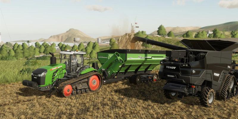 Farming Simulator 19 Giants Software Header
