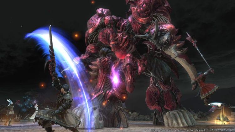 Final Fantasy 14 5.2 Ruby Weapon