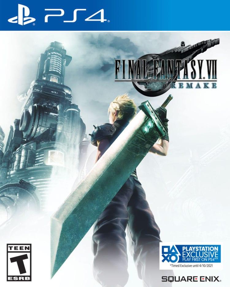 Final Fantasy 7 Remake New Box Exclusivity Date