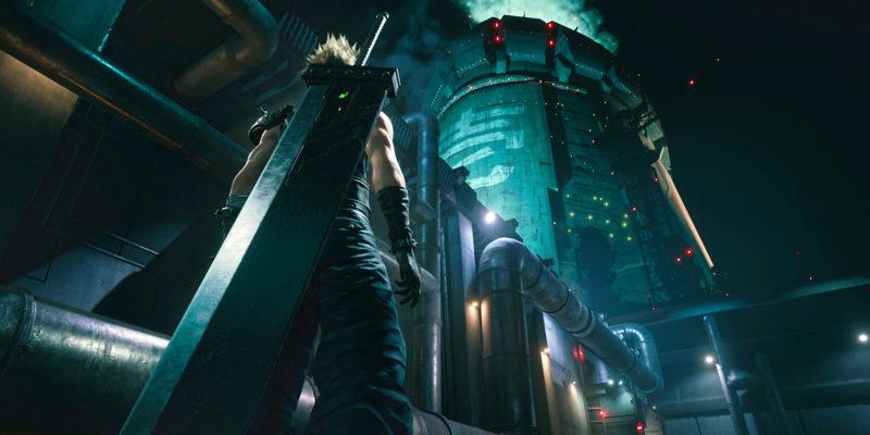 Final Fantasy Vii Remake exclusive PlayStation 4 April PC 2021