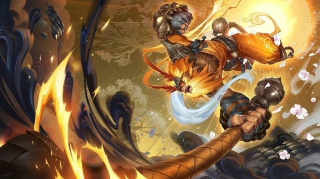 League of Legends Wukong rework