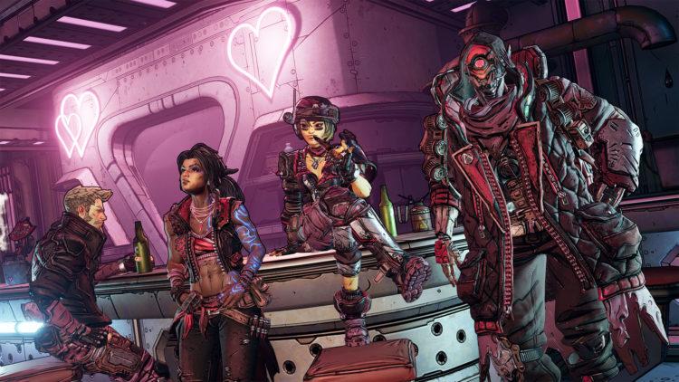 Borderlands 3 steam cross-play save launch friends