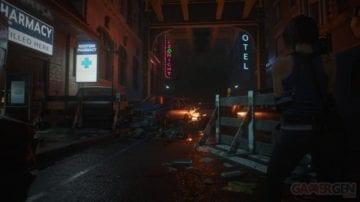 Resident Evil 3 Leaked Screenshots 5