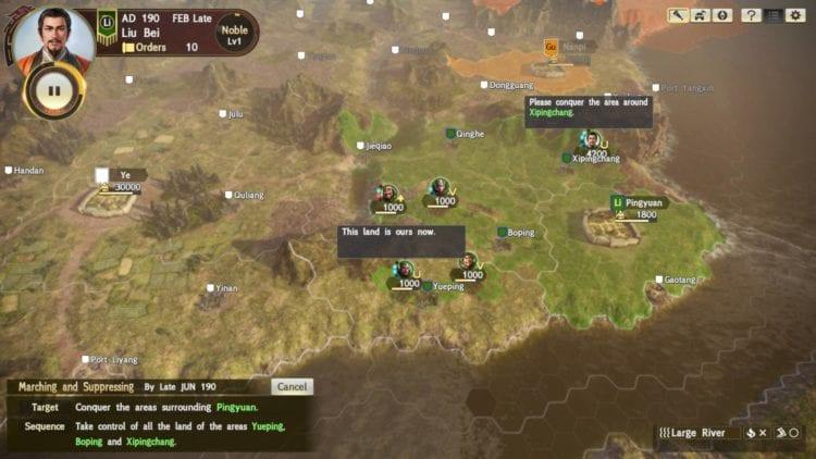 Revrotk Campaign Core Control