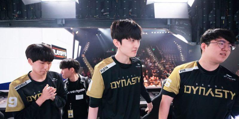 Seoul Dynasty overwatch league
