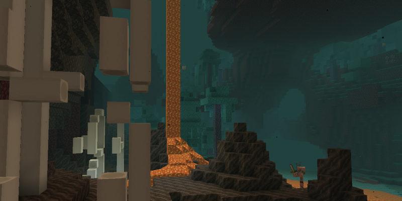 minecraft 1.16 test update nether update snapshot