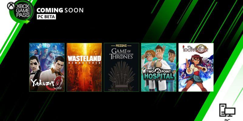 Xbox Games Pass For Pc Yakuza 0