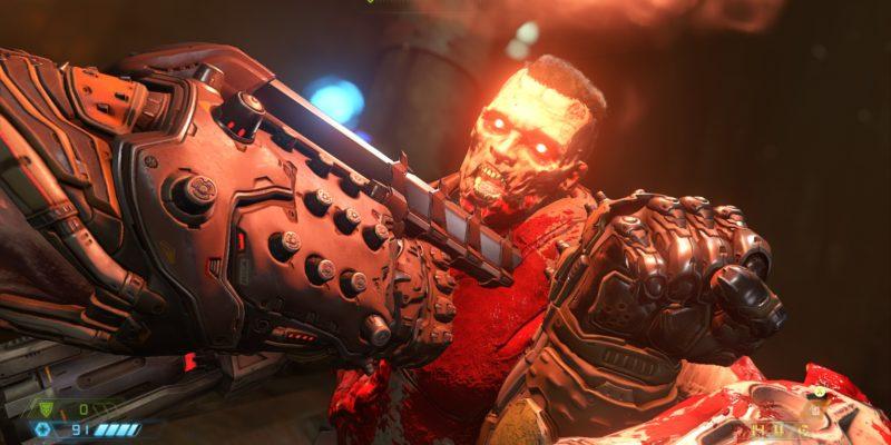 Doom Eternal composer mick gordon id software