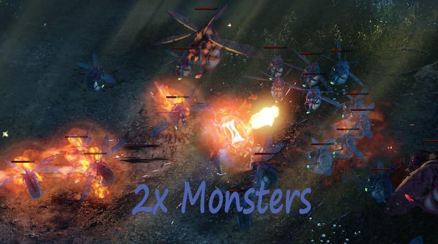 2x Monsters Top 5 Wolcen: Lords of Mayhem mods -- Make more mayhem