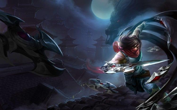 Dragon Talon Lol