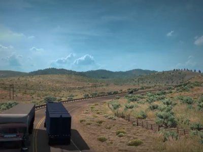 American Truck Simulator Colorado Tease