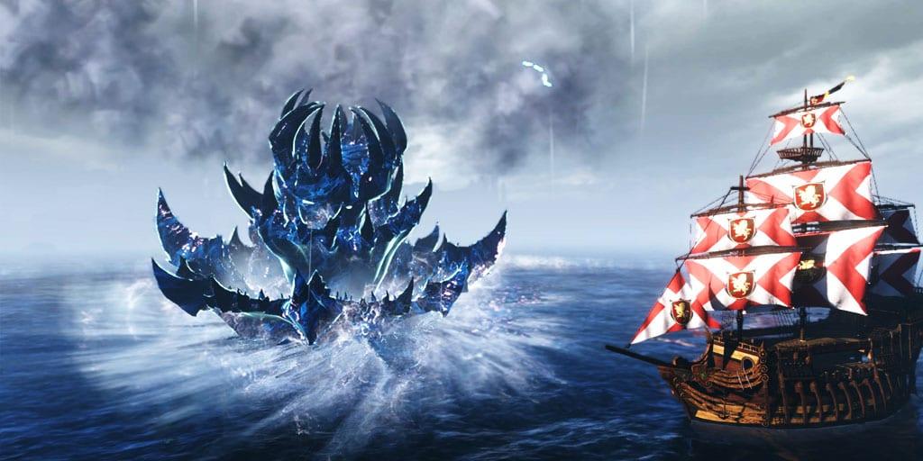 Archeage Treacherous Tides Run Deep New Raid Boss Charybdis