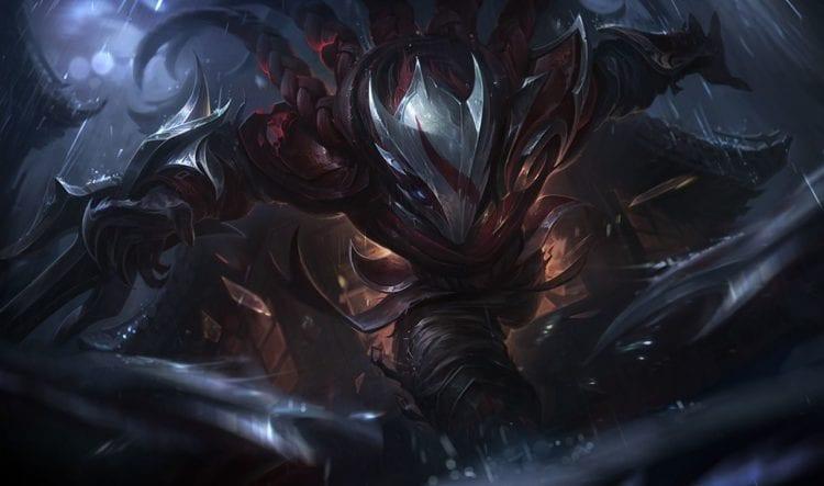 BloodMoon Talon League of Legends