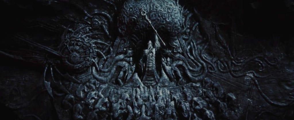 Baldur's Gate 3 Cinematic Engraving