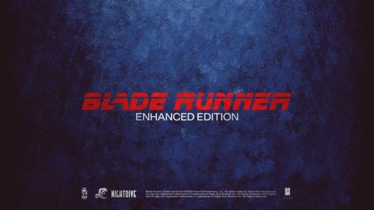 Blade Runner Ee