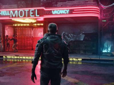 Cd Projekt Red Cyberpunk 2077 delayed november