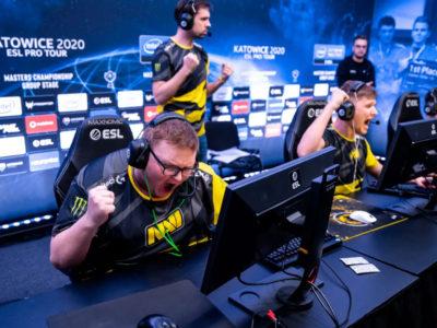 CS:GO CsGo New Viewership Record IEM Katowice 2020 Na'Vi coronavirus