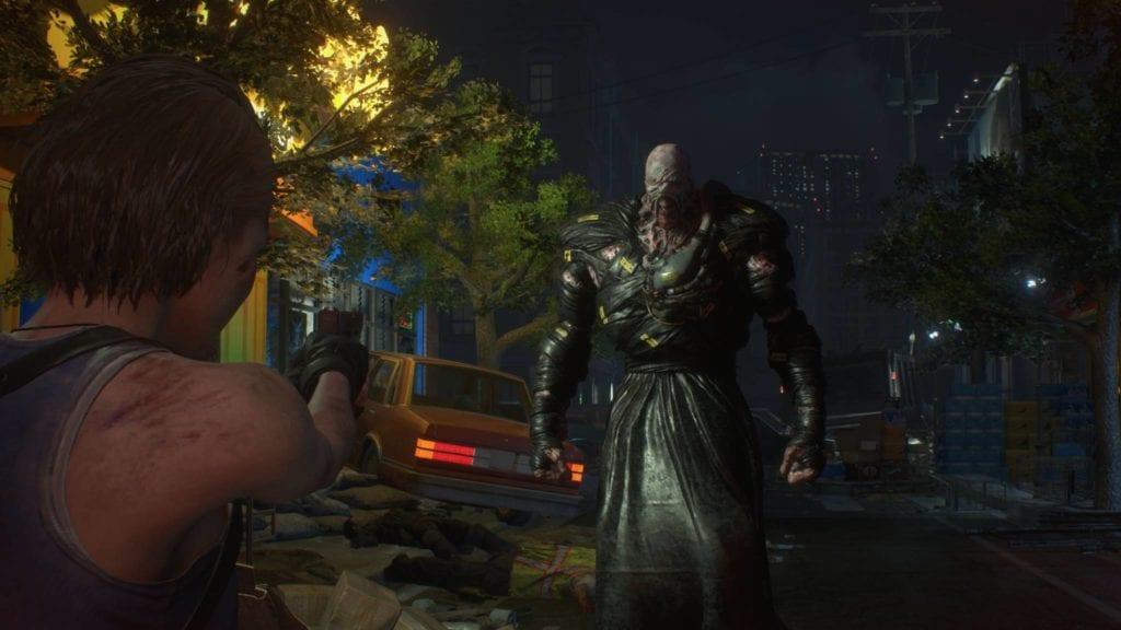 Capcom Teases More Resident Evil 3 With Live Stream (1)