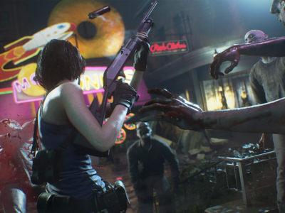 Capcom Teases More Resident Evil 3 With Live Stream (2)
