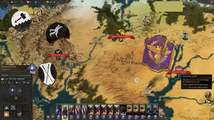 Fgon Map