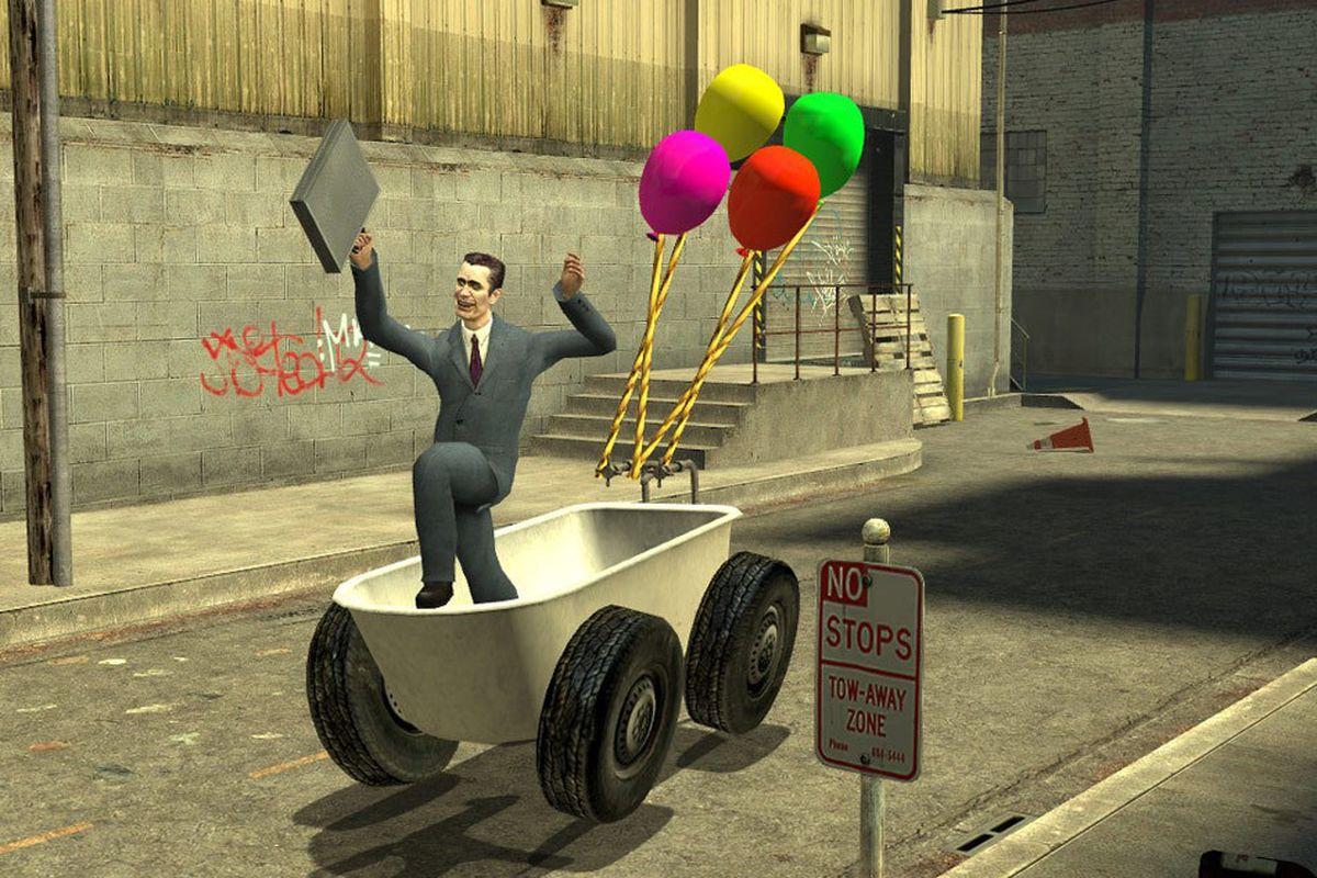 Facepunch Studios Confirms Sandbox To Be Garry's Mod 22