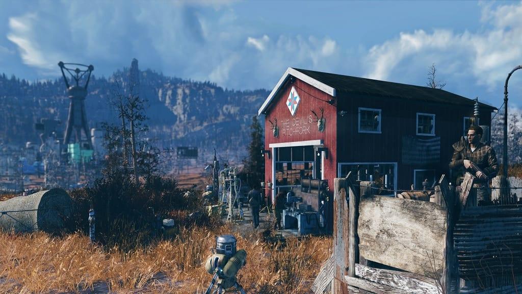 Fallout 76 murder bethesda