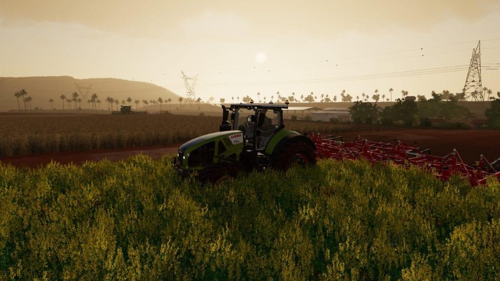 Farming Simulator 19 Bourgault Dlc Cultvator 2
