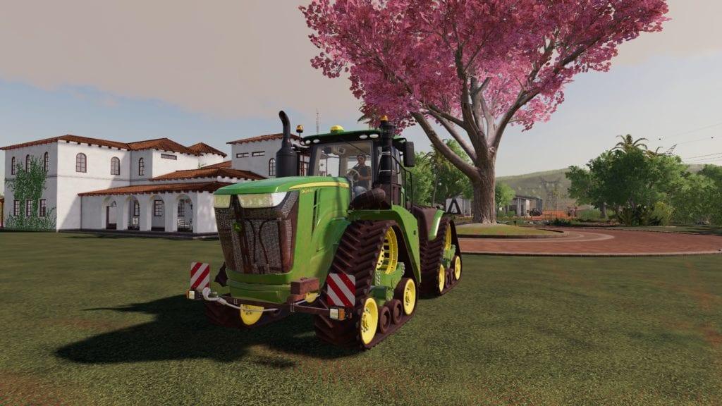 Farming Simulator 19 Bourgault Dlc John Deere 9rx