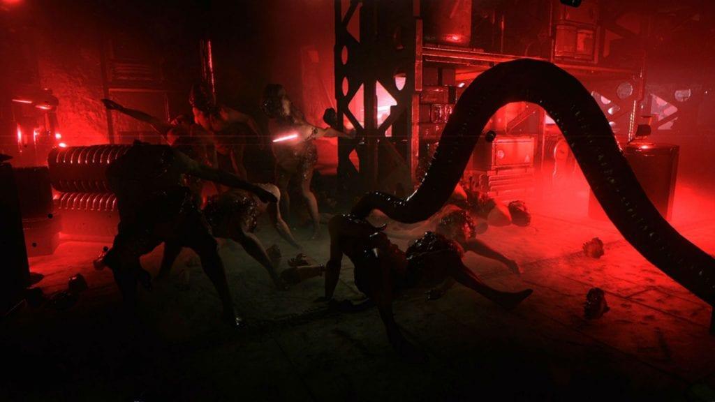 GTFO Rundown #002 / Infection update March 31 gameplay trailer video