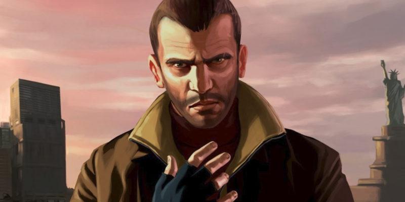 Grand Theft Auto 4 Steam
