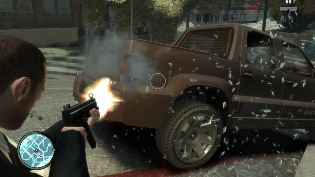 Grand Theft Auto 4 Steam Gameplay