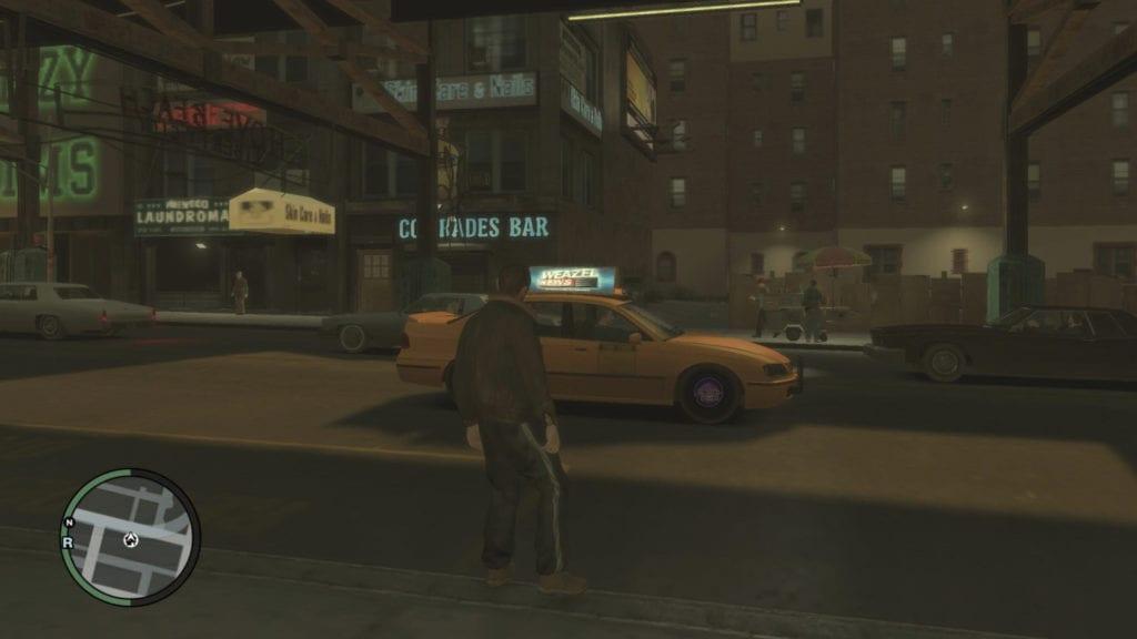 Grand Theft Auto 4 Steam Niko