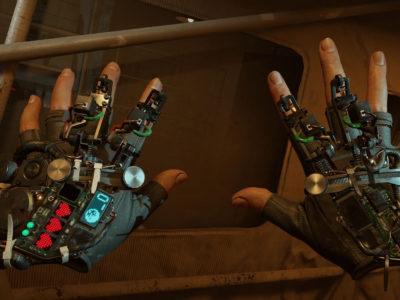 Half Life Alyx Modders Vr Hand