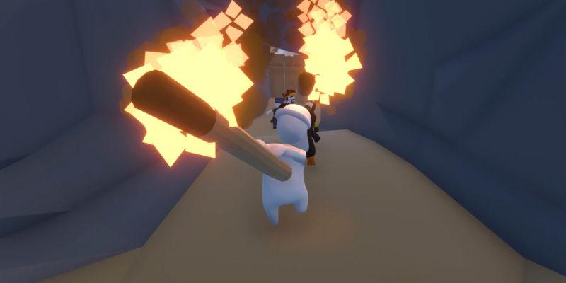 Human Fall Flat Player Made Level