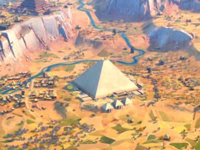 Amplitude Studio Humankind Seven Wonders Of The World Great Pyramid Giza