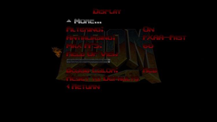 doom 64 review technical specs PC wad doom 64 ex kex engine svdkaiser nightdive studios bethesda