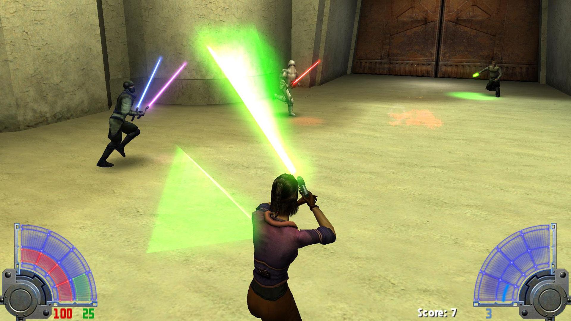 Jedi Academy Pc Crossplay Console