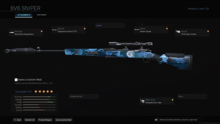 Kar98k-warzone-guns