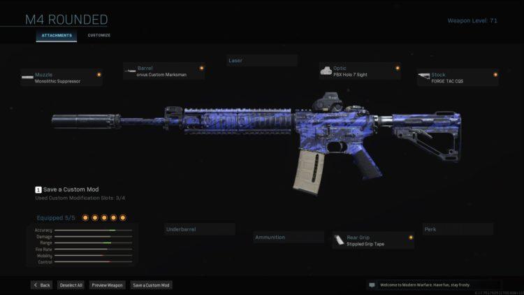 M4a1-warzone-guns