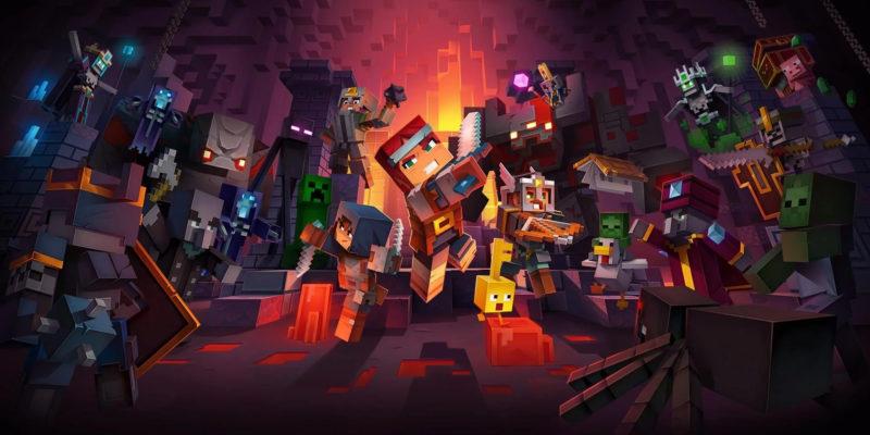 Minecraft Dungeons Delayed