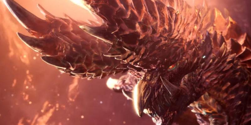 Monster Hunter World Iceborne Alatreon