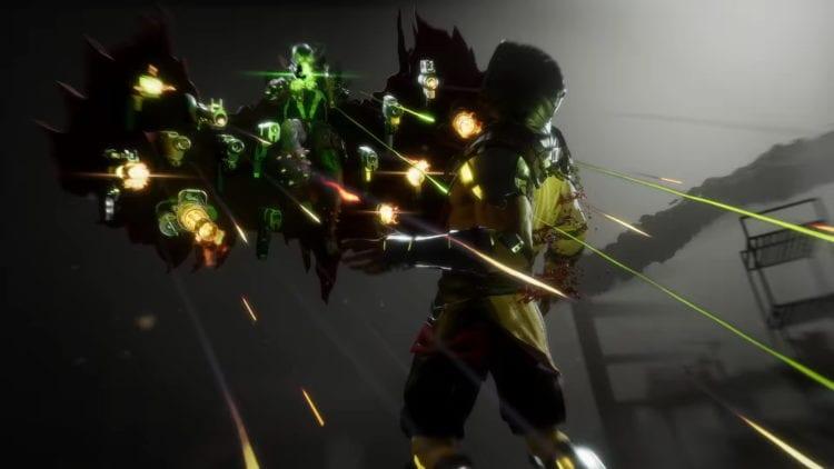Mortal Kombat 11 Kombat Pack – Spawn Gameplay Fatal Blow