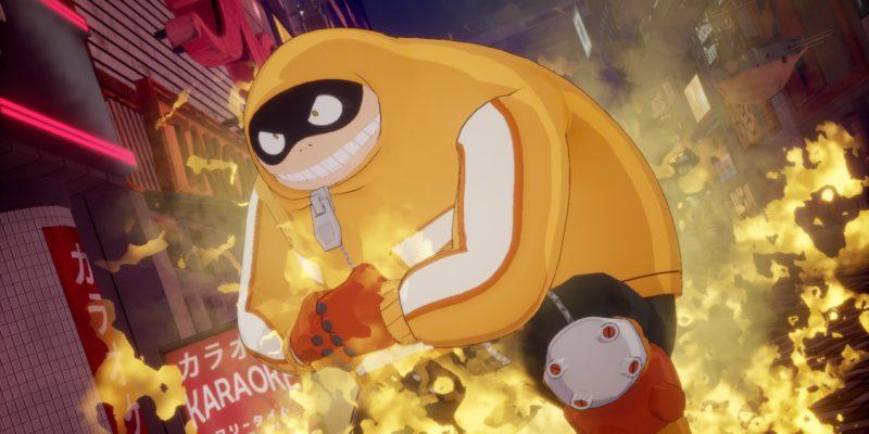 My Hero One's Justice 2 Gameplay Trailer Heroes