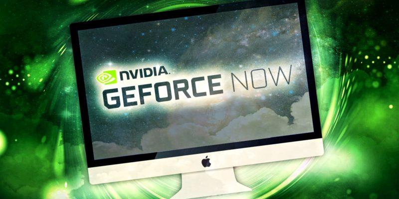 Nvidia Geforce Now On An Imac V2
