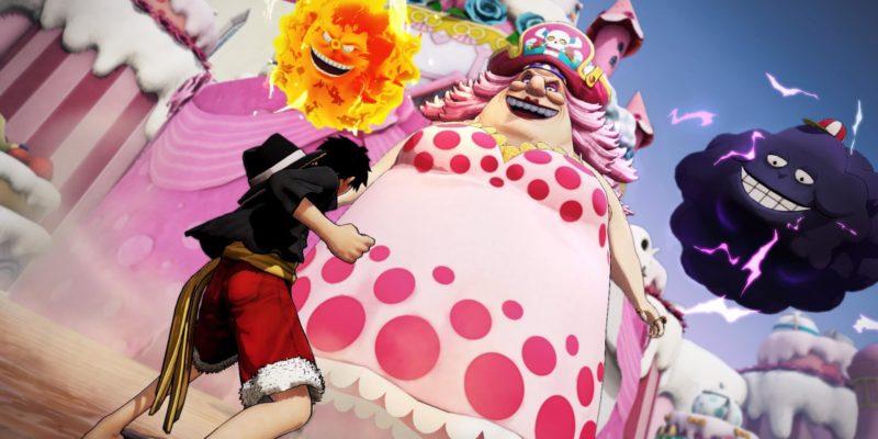 One Piece Pirate Warriors 4 character trailer Bandai Namco Entertainment