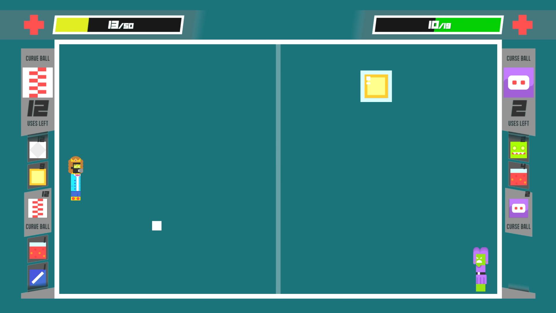 Pong Quest Rpg