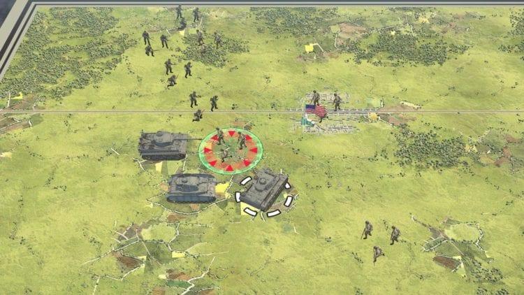 Panzer Corps 2 Pc Technical Review Graphics Comparison 1 Low