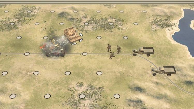 Panzer Corps 2 Pc Technical Review Graphics Comparison 2 Low