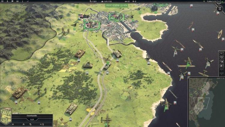 Panzer Corps 2 Review Washington