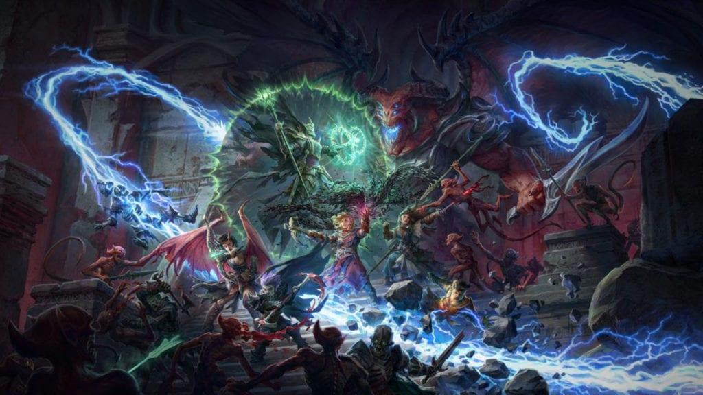 Pathfinder Wrath Of The Righteous Kickstarter Lich